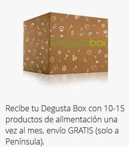 Degustabox promo