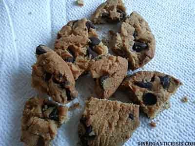 Cookies rotas