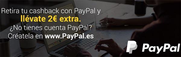 Ganar dinero gratis en Paypal